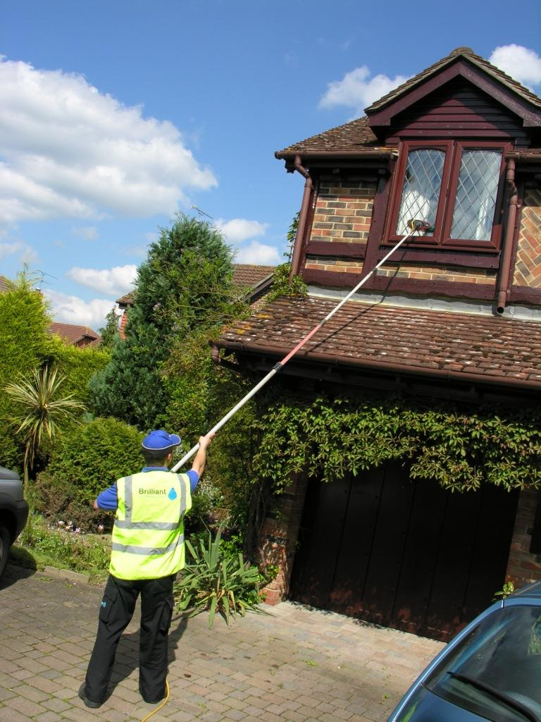 Domsetic Window Cleaning Services
